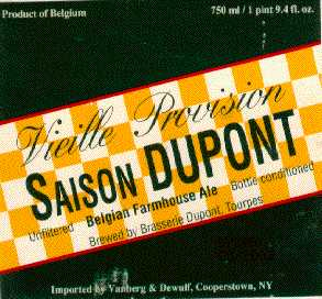 DUPONT Brewery - TOURPES - Belgium - Biological beers