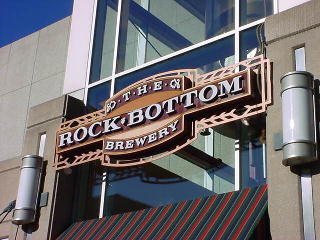 Rock Bottom Restaurant & Brwry - Bars/Nightife, Restaurants, Attractions/Entertainment - 1001 16th Street Mall, Denver, Colorado, United States