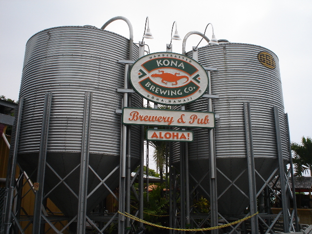 Brewtopia Events LLC Report from Kona Brewing Company on The Big